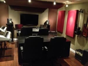 僕達のスタジオがついに完成しました!!