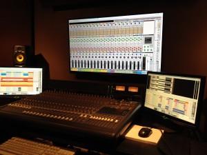 スタジオは運行前状態に入りました