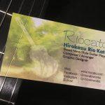 Riocato1人演奏の門出