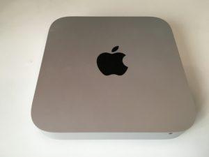 Mac mini遂にフュージョンドライブからSSDへ